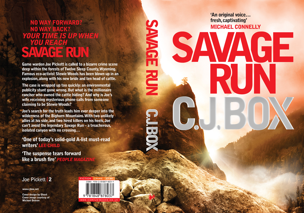 Savage Run Cover