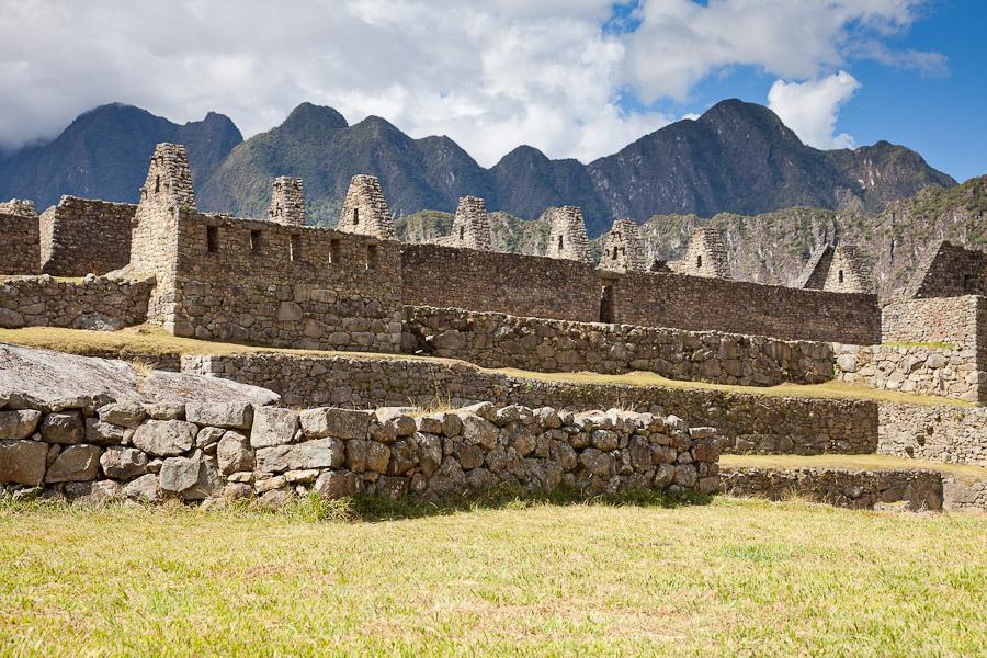 Machu Ruins