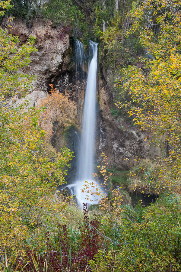 Rifle Falls Autumn