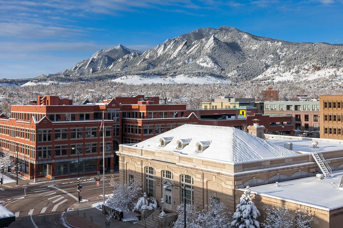 Boulder Spring Snow